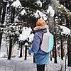 "Рюкзак антивор городской XD Design Bobby Compact 14"", Pastel Blue (P705.530), фото 8"