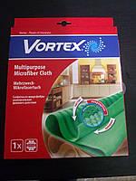 Салфетка из микрофибры универсальная двойного действия ТМ Vortex