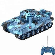 Танк боевой на радиоуправлении, танк игрушечный на пульте управления ZYB-B2166