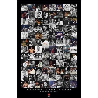 "Постер ""Мохаммед Алі"" 61 x 91,5 см"