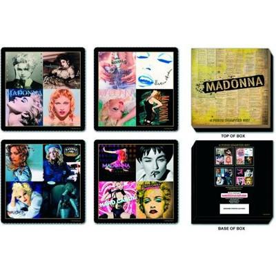 """Набор костеров (4 шт.) """"Madonna"""""""