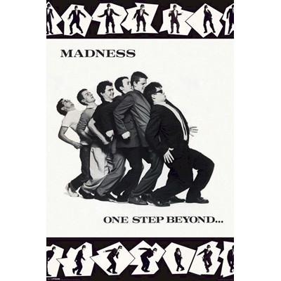 Постер Madness 61 x 91,5 cм