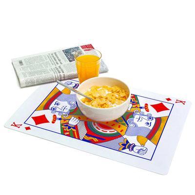 """Набір килимків під посуд """"Карти"""""""