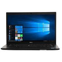 "Ноутбук БУ Dell Latitude 7480 14"" FHD IPS i7-7600U 8Gb SSD180Gb, фото 1"