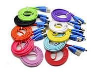 Уплотненный USB кабель для Samsung, Nokia, НТС