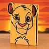 Блокнот A5 из серии Король Лев (Симба), фото 4