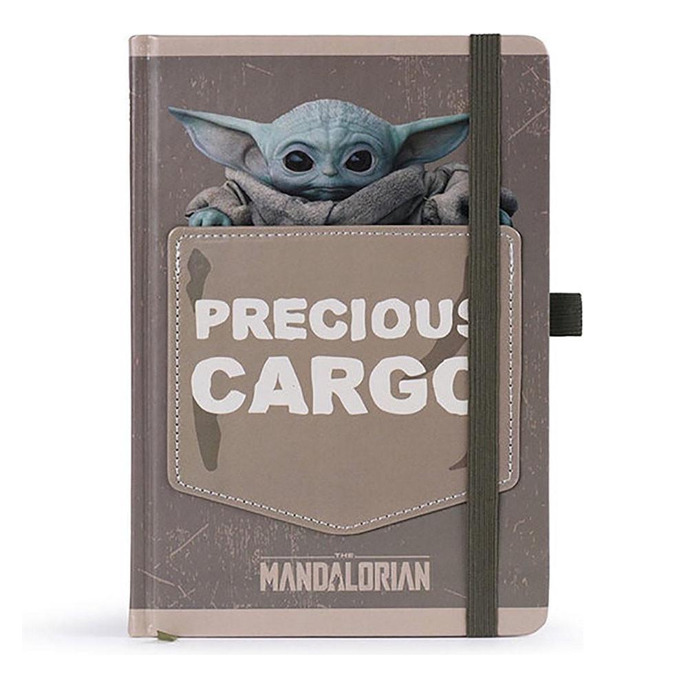 Блокнот A5 Star Wars: Мандалорианец (Дорогоцінний вантаж)