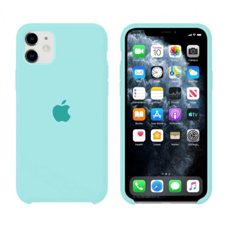 Чохол Silicone Case iPhone Original 12 Mini №44 (Bihailan) (N59)