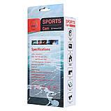 🔝 Екшн камера на шолом (GIPS), A7 Sports Cam, HD 1080p, налобні відеокамера, для спорту, колір - сріблястий,,, фото 10