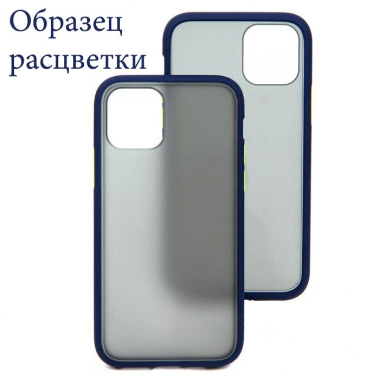 Чохол Goospery Case Samsung A41 2020 A415 синій