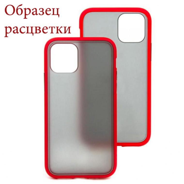 Чохол Goospery Case Samsung A42 5G A426 червоний