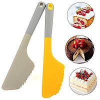 Нож кондитерский для растирания глазури A-Plus 28 см