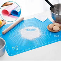 Силіконовий килимок з розміткою для коржів A-Plus 50 х 40 см