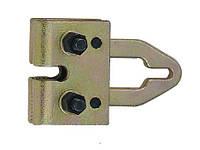 Зажим для кузовных работ, ширина губок 120 мм, (5 т) (FORCE 62511)