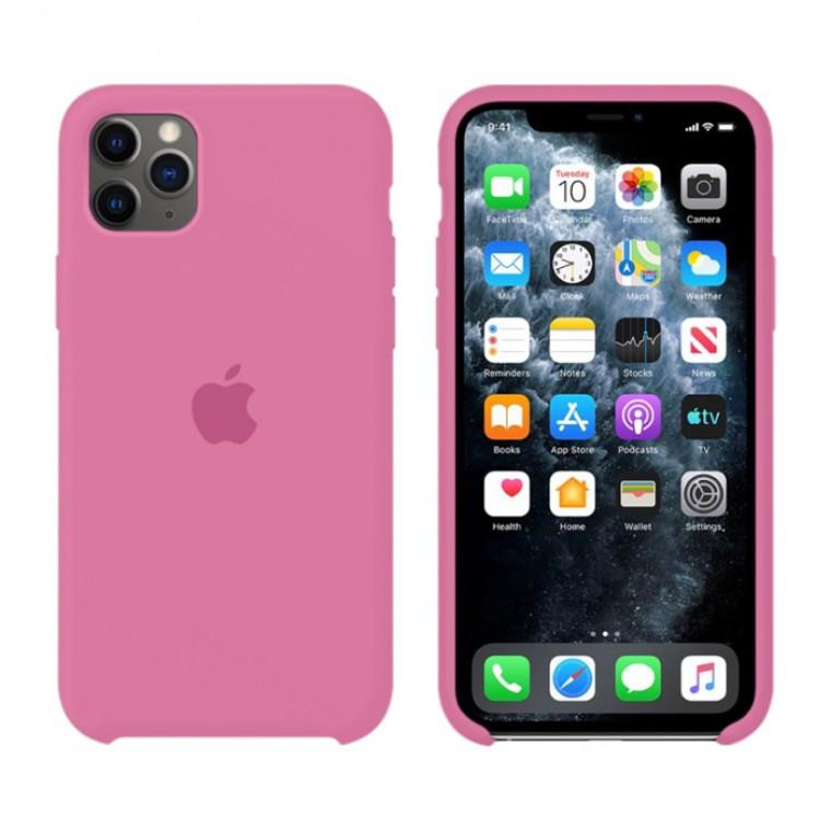 Чохол Silicone Case iPhone Original 11 Pro №60 (Pomegranate)