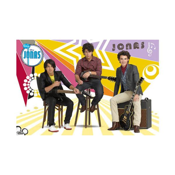 "Постер ""Jonas-Sitting"" 61 x 91,5 cм"