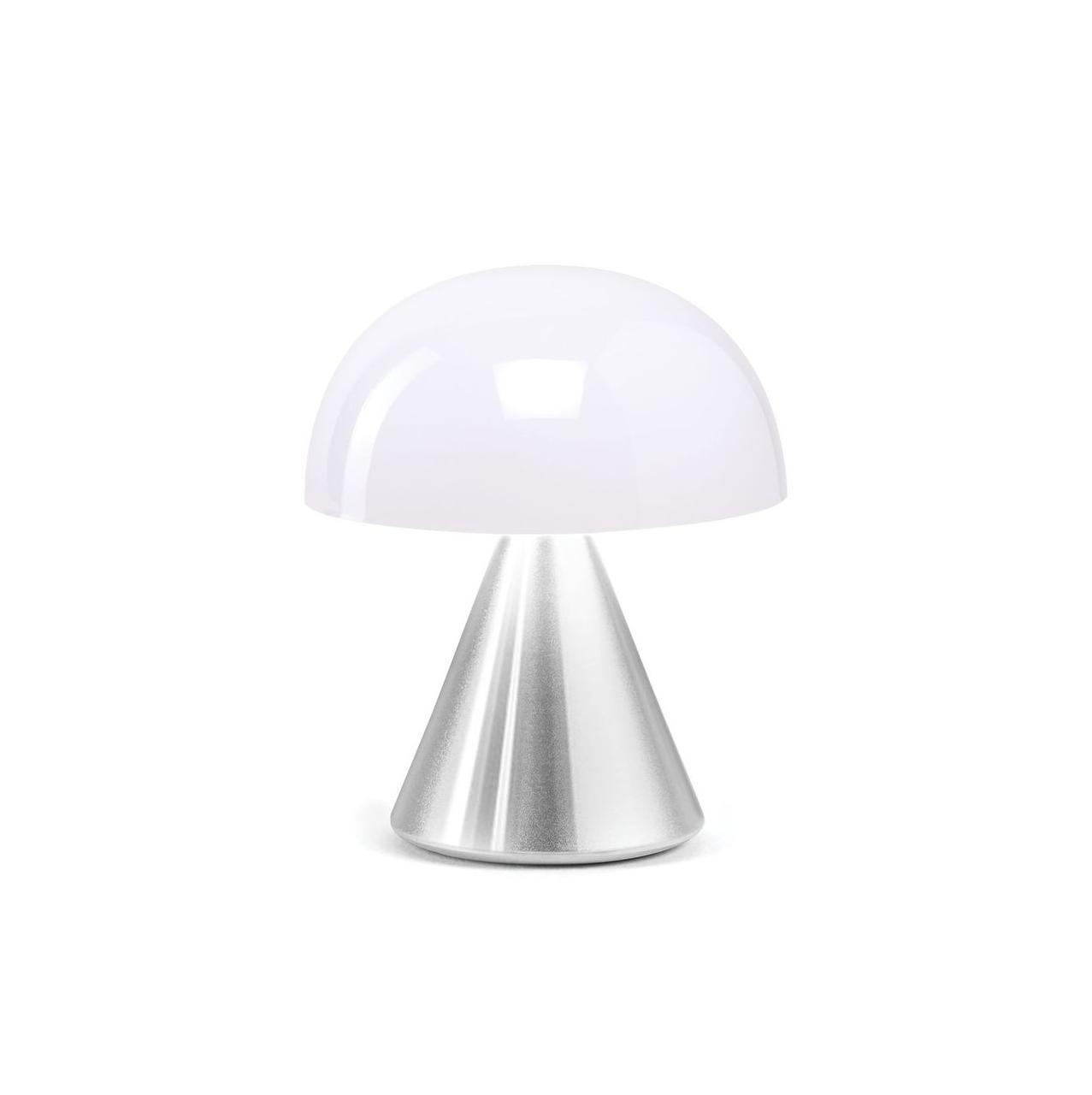 Міні світлодіодна лампа Lexon MINA, 8,3 х 7,7 см, алюміній