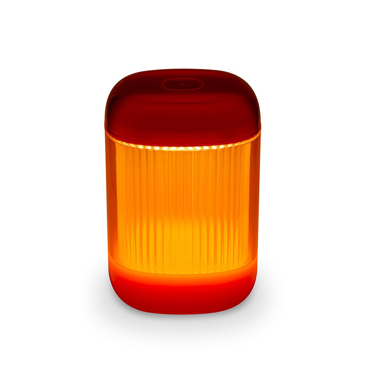 Світильник-схованку Lexon SECRET, помаранчевий