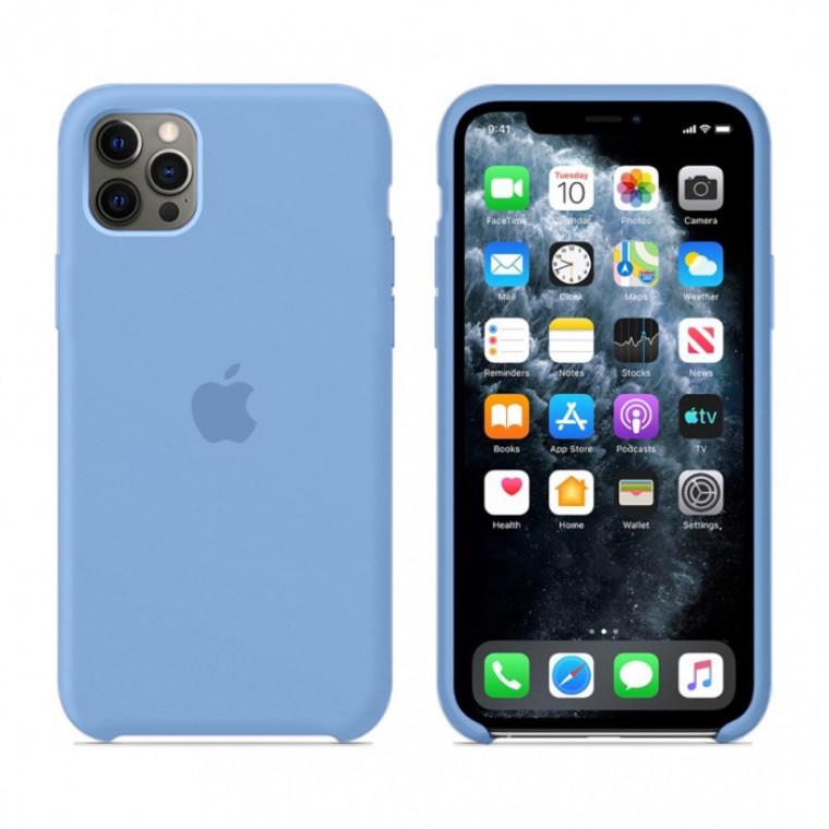 Чохол Silicone Case iPhone Original 12 Pro Max №53 (Chrysanthemum) (N53)