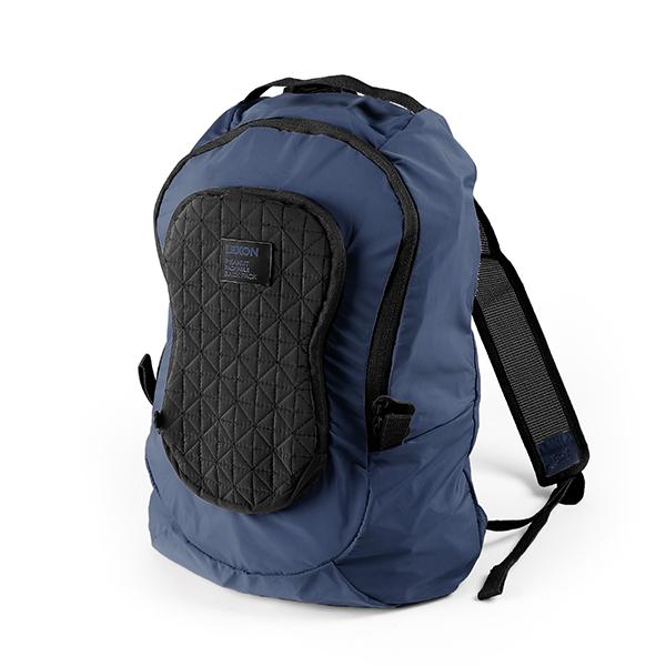Рюкзак в гаманці Lexon Peanut, 240 гр, синій