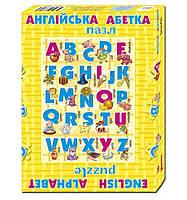 Английская Азбука 36 пазлов