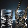 Набор из двух вращающихся рюмок Спираль Shtox 70 мл, фото 3
