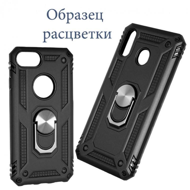 Чохол HONOR Hard Defence Xiaomi Redmi 9T, Poco M3 чорний
