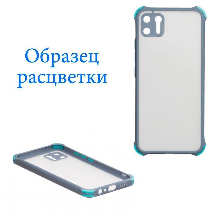 Чохол Armor Frame Samsung A01 Core A013, M01 Core M013 сірий