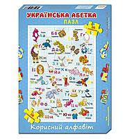 Украинская Азбука 36 пазлов