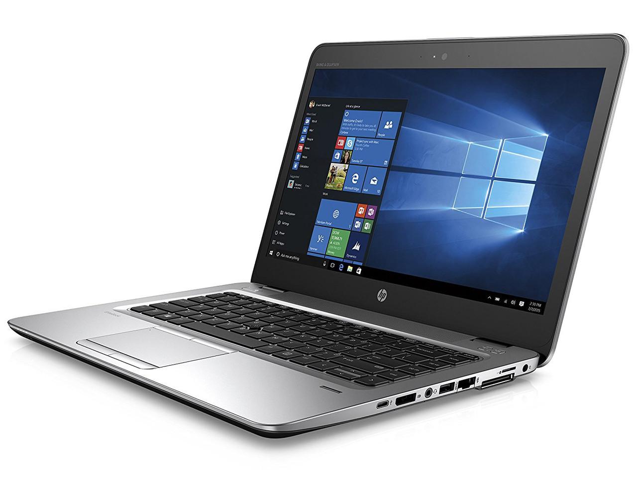 """Ноутбук БУ HP EliteBook MT43 14"""" FHD A8-9600B 8Gb SSD120Gb HDD500Gb"""
