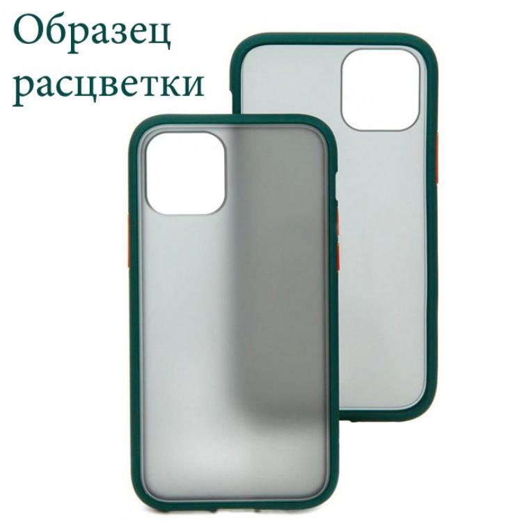 Чехол Goospery Case Samsung S20 2020 G980 оливковый