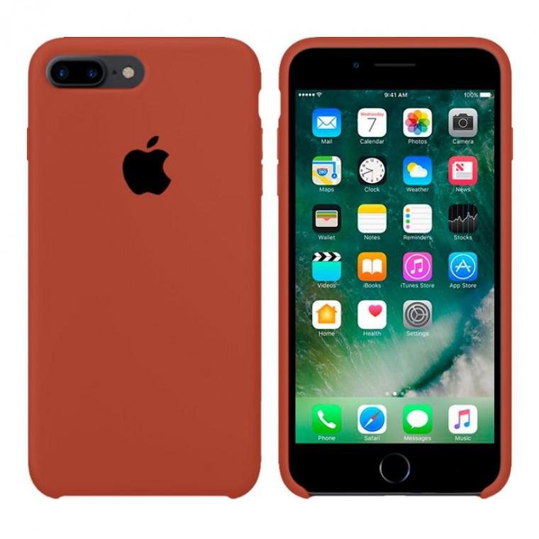 Чохол Silicone Case iPhone Original 7 Plus, 8 Plus №65 (N33)