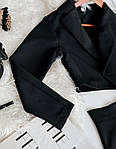 Костюм двійка спідниця і укорочений піджак, фото 2