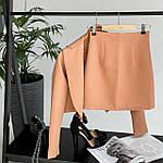 Костюм двійка спідниця і укорочений піджак, фото 8