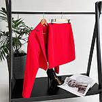 Костюм двійка спідниця і укорочений піджак, фото 9