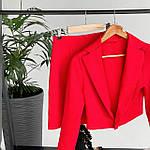 Костюм двійка спідниця і укорочений піджак, фото 10
