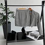 Костюм двойка юбка и укороченный пиджак, фото 3