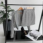 Костюм двойка юбка и укороченный пиджак, фото 4