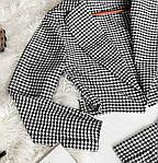 Костюм двойка юбка и укороченный пиджак, фото 5