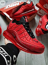 Чоловічі кросівки Nike Air Max 720-98 (червоні) демісезонна молодіжна взуття 272TP