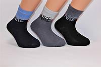 Подростковые носки средние с хлопка Стиль Люкс  22-24  908