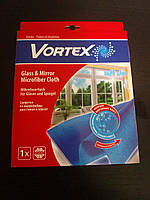 Салфетка для стекол и зеркал ТМ Vortex