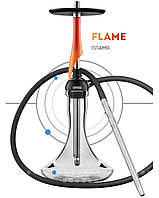 Кальян Koress K1 Flame (огонь)