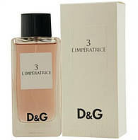 Духи женские D&G Anthology L`Imperatrice 3(Дольче енд Габана  Императрица)