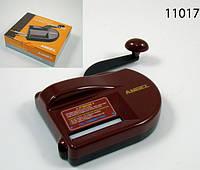 Машинка для набивки механическая  11017 пластик, коричневый