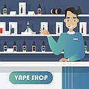 Товари для електронних сигарет/Вейп Шоп