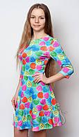 Платье.нарядное платье для девочки подростка.красивое яркое платье для девочек.