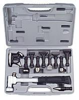 Рихтовочный молоток со сменными насадками 11пр. (FORCE 911M1)