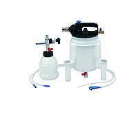 Приспособление для замены тормозной жидкости (пневматическое) (FORCE 9T3608)