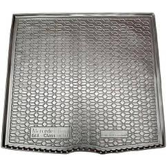 Мягкий полиуретановый коврик в багажник MERCEDES GLE (W167) 2019/Мерседес В167